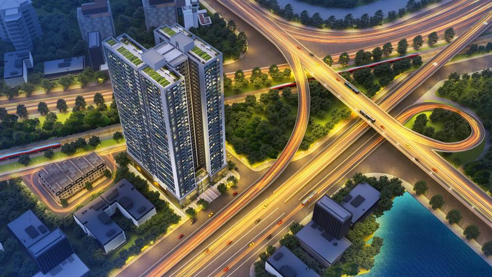 Chung cư Hoàng Huy Grand Tower