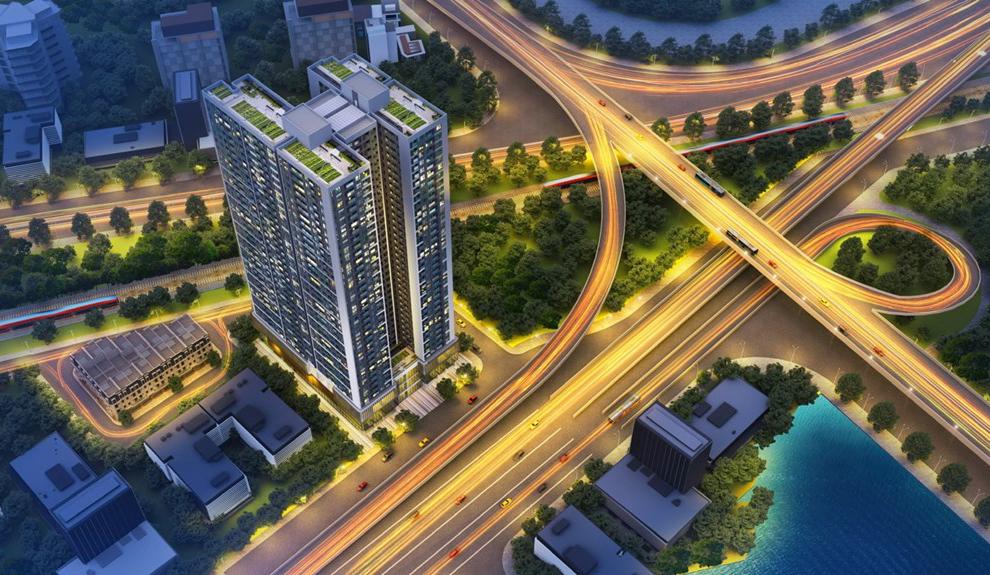 Tiện ích Hoàng Huy Grand Tower